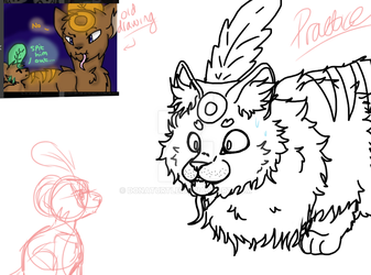 Redraw wip by DonaTurtle