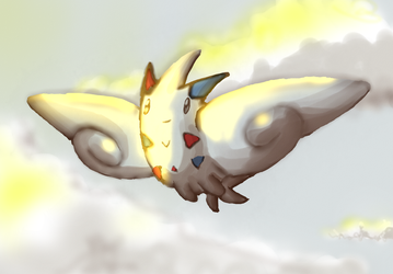 Togekiss by BlackVapours