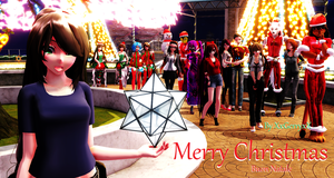 Merry Christmas to All!! 2015 by XxGerryxX