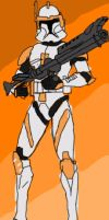 Commander Cody 1 by CloneCaptainRex