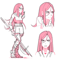 Character Design 04 by calponpon