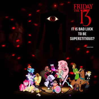 Unlucky Friday the 13th (v2) 2017 by yugioh1985