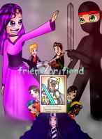 (New) friends or fiends by Michioreo123