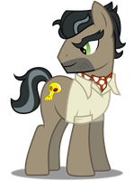 Vector #450 - Dr. Caballeron by DashieSparkle