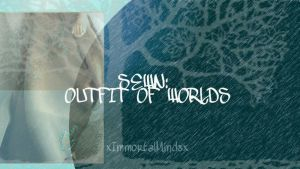 OUTFIT OF WORLDS LOGO by keelo15