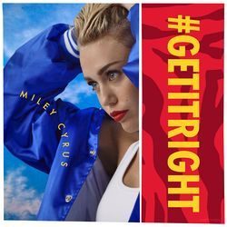 Miley Cyrus - #GETITRIGHT by other-covers