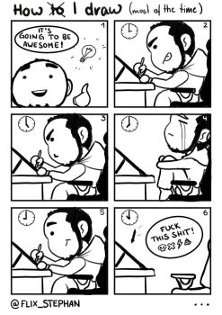 How to draw by FlixArts