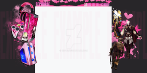 Twitch Design for Sephorae by iRiots