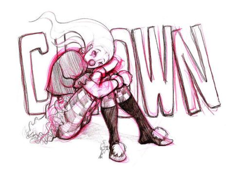 depressed by ClownDomain