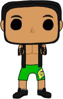 Funko Pop: Johnny Motta by jamesgannon