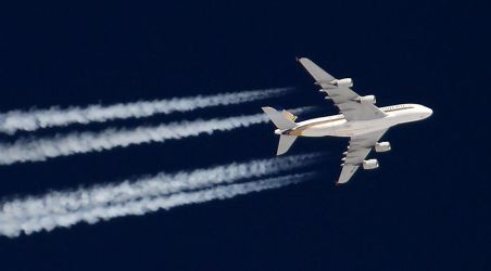 Airbus A380 - Singapore Airlines by iacubus