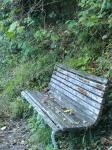A lonely bench. by Kazuma27