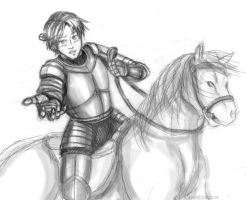 APH: Italian cavaliere -south- by deathbybroccoli