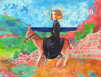 the prophet in her own country by meluseena