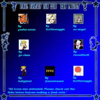 FFFC Icon Project by finalfantasyfan