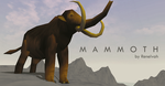 [Retexture + remodel] Mammoth by Renelvah