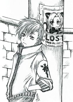 Lost by DaisyS