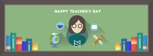 Happy Teacher s Day by KKUKKUNGIE