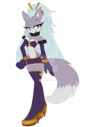::ADOPTABLE:: Wolf [CLOSED] by Gabriel-adopts