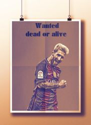 Wanted by mohammed-oujdi