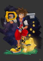 Sora by grayxof