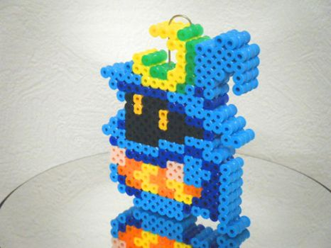 final fantasy3 Warlock(3PLY) by danny-8bit