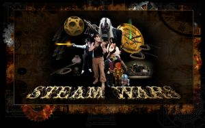 SteamWars by PoSmedley