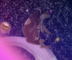 Other Worlds Completed YCH  by Gerundive