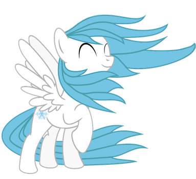 Snowflake in the Wind by sevenBug