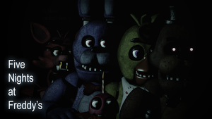 [SFM] Five Nights at Freddy's by MaxieOfficial