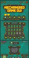 Mechanized Game GUI by pzUH