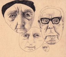 bright old things by drawingsbycharlotte