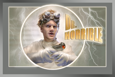 Dr. Horrible by GreyMoccasin