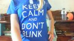 Keep Calm and Don't Blink by Son-Of-A-Beech