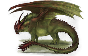 HTTYD - Rumblehorn by Jakiron