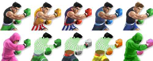Little Mac by The-Dissidant-One