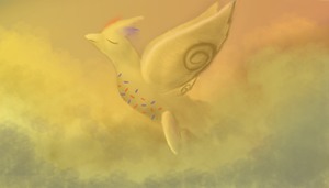 Togekiss by Umberondrawer