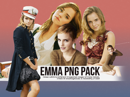 Emma PNG Pack by smashingdaisies