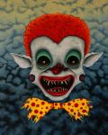 Son of Bat Boy Joins the Circus by bbyoung1971