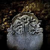 Waltham Abbey: Headstone by Coigach