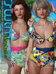 SWIM Couture for Summer of Surf by cosmosue