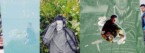 Harry Styles | FREE Facebook Cover by GraphicsUniverse