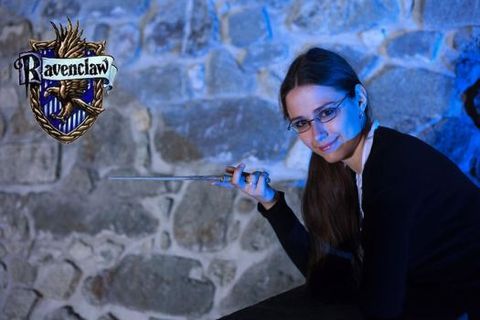 Ravenclaw and proud! by Aryanna47