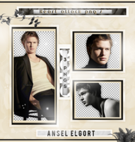 +Ansel Elgort | Pack Png by Heart-Attack-Png