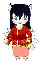 Prize Chibi :: SpiritSilverMoon117 by AlwaysRonnie