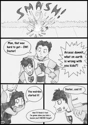 Pokemon Black and White Page 58 by Sooty123