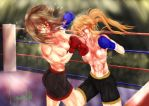 Bloody Fight [act V] by arturiamine