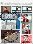 Felines Florals and Frappuccinos Pg.1 by Taki-chanEDM