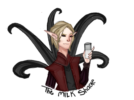 Alrian Carcimor - The Milk Shade by 1Valaquenta