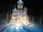 Warner Bros studio tour- ice sculpture by moonlightwolf578